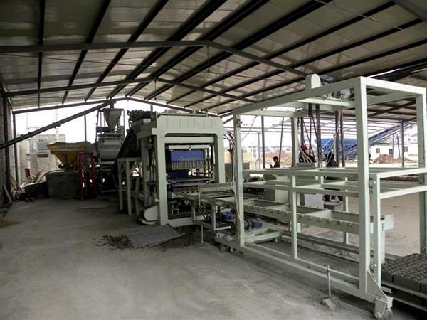 ABM-8S Concrete Block Making Machine Ipinagbibili