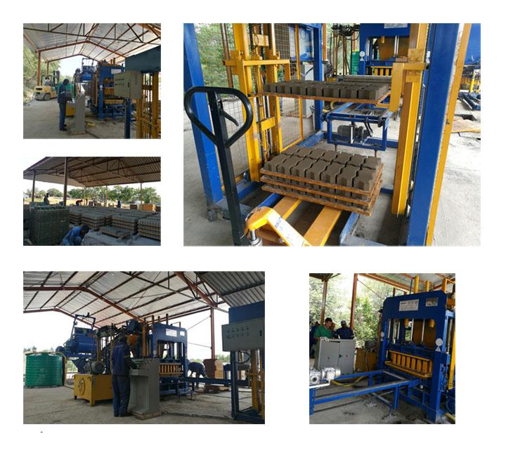 brick machine-install ng site sa Pilipinas