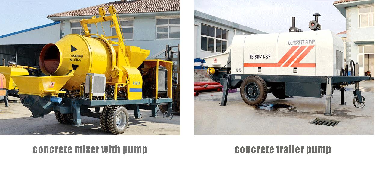 Kongkreto Pump Binebenta