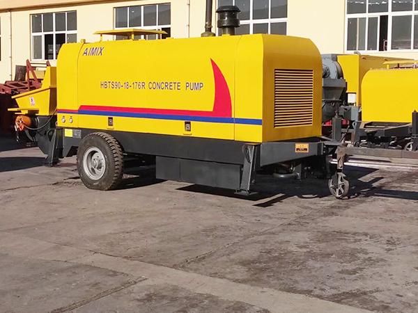 HBTS90 concrete pump