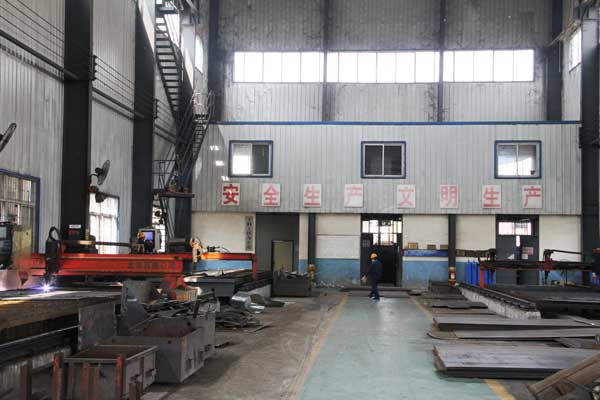 factory production