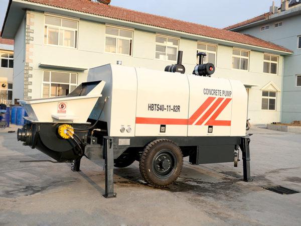 HBTS40R diesel pump