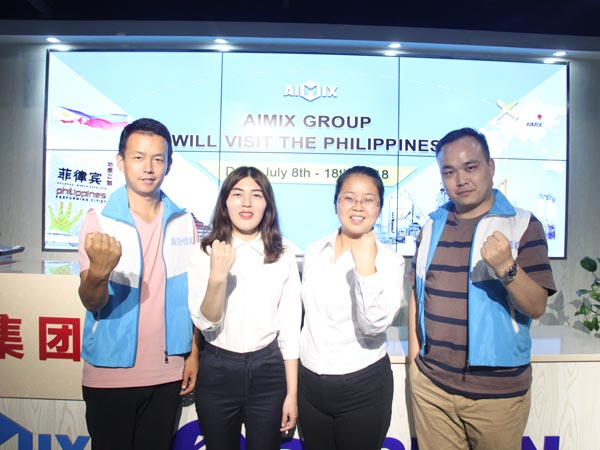 aimix group in philippines
