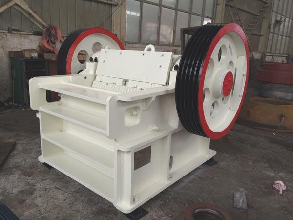 PE250×400 aggregate jaw crusher