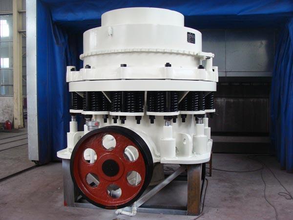 PYB900 aggregate cone pandurog