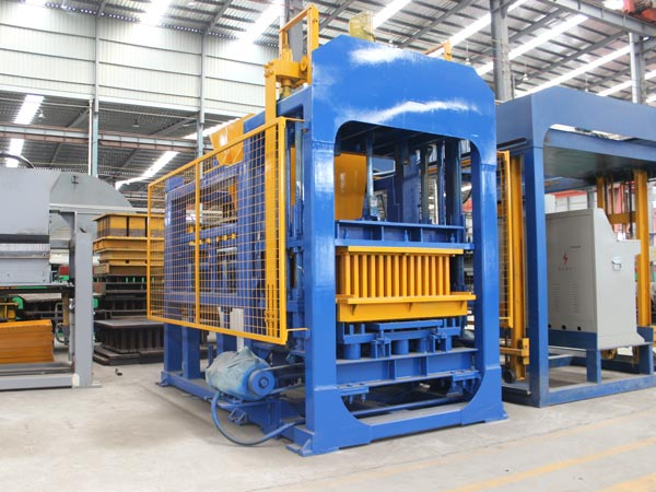 ABM-8S brick block making machine