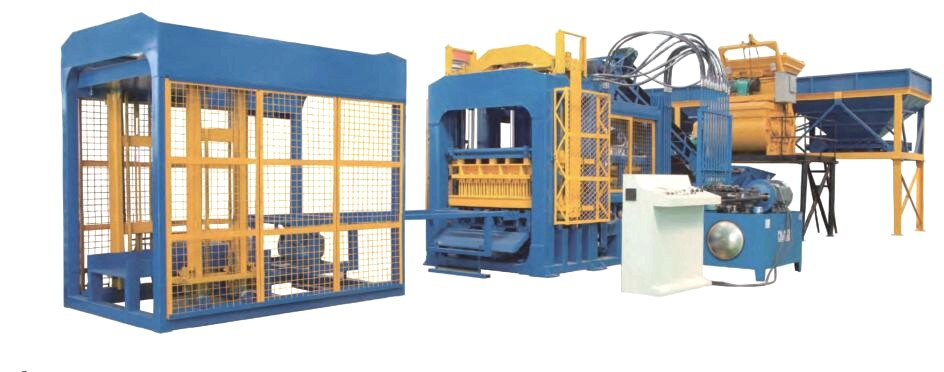 ABM-8S automatic brick making machine