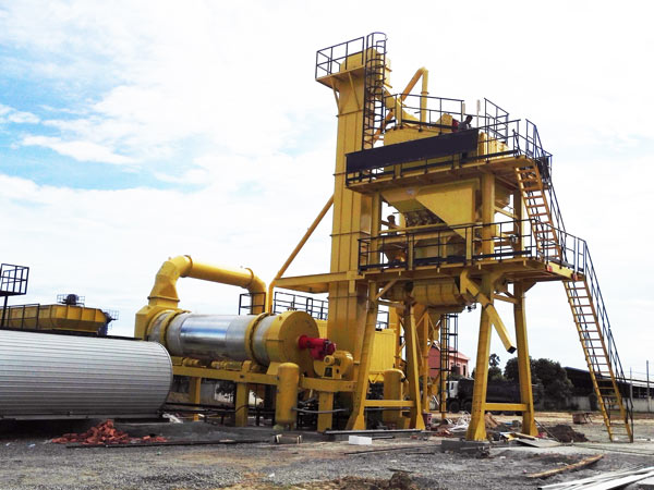 small portable asphalt plant for sale