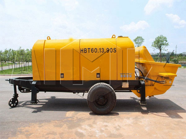 HBT60 electric concrete pump