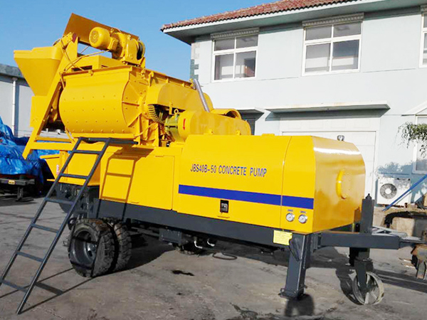 ABJS40D-JS500 concrete pump manufacturers