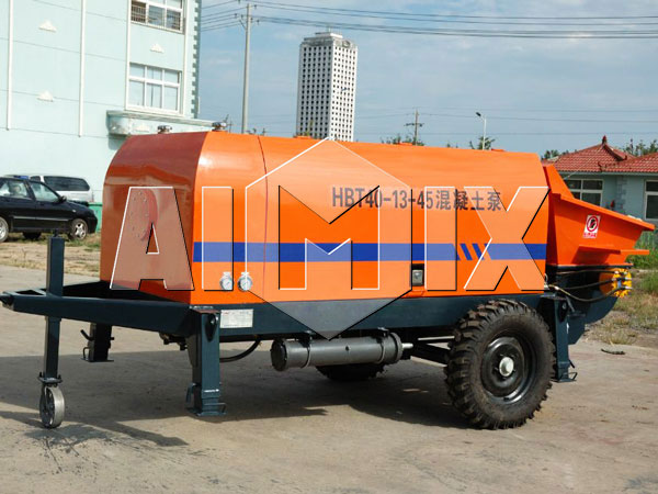 HBT40 Stationary concrete pump