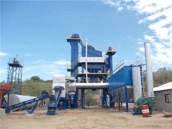 LB1500 hot mix plant