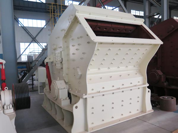 impact crusher machinery