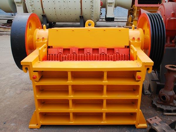 jaw crusher machines