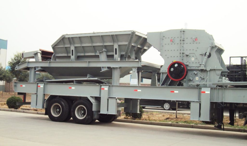 mobile-impact-crusher-plant