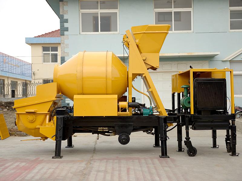 Aimix stationaru concrete pump for sale