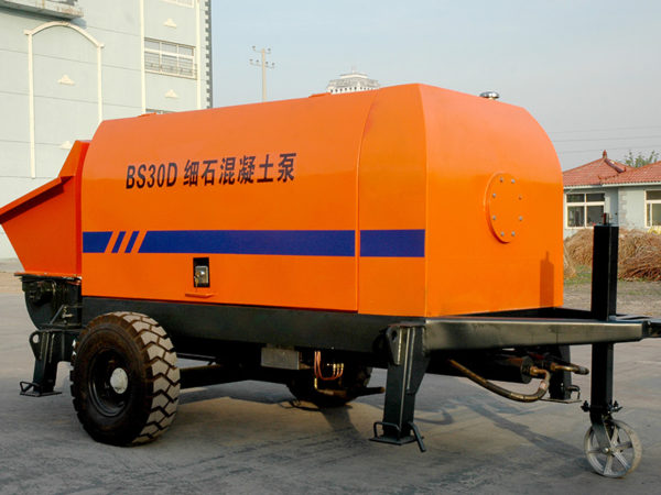 ABT30D electric concrete pump