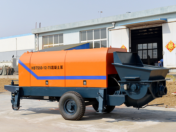 HBT50 pump trailer