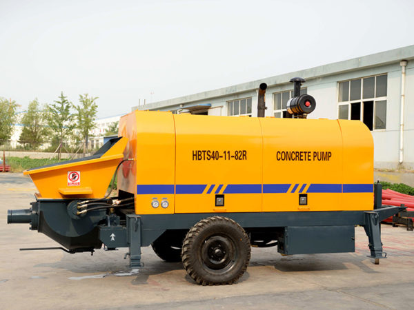 ABT40C trailer concrete pump for sale