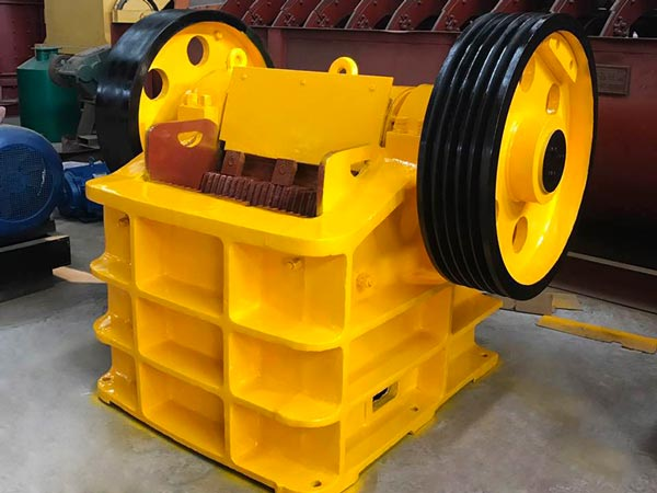 PE400×600 jaw crusher
