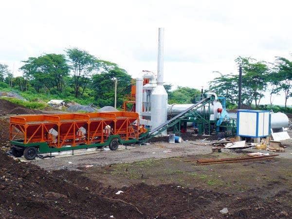 ALYJ60 mobile plant