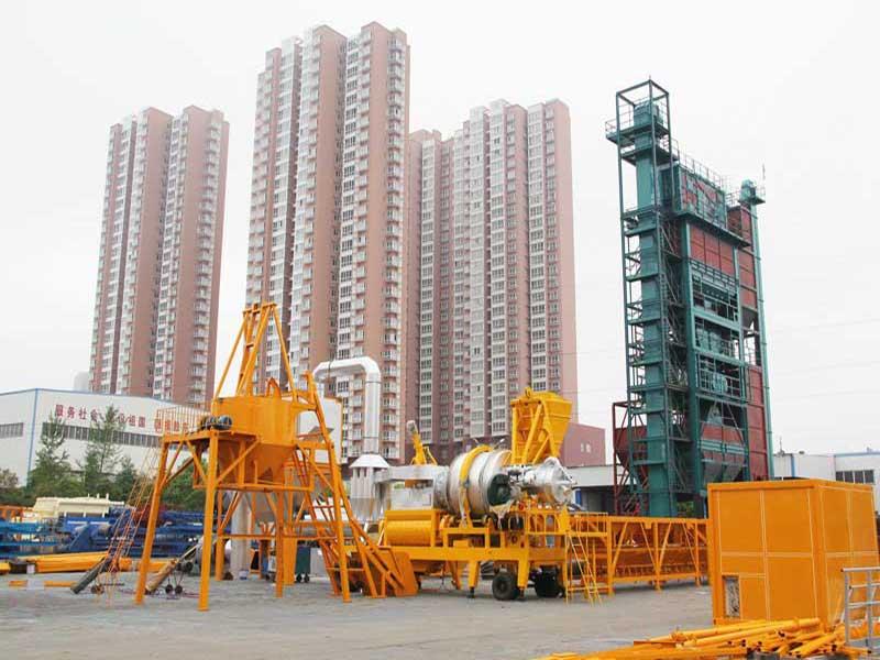 ALYJ80 mobile plant