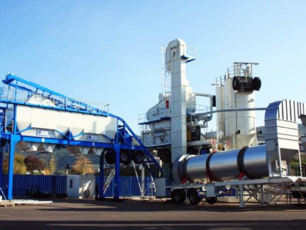 ALYQ40 mobile asphalt plant