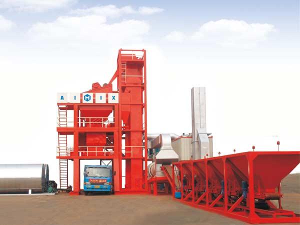 LB800 bitumen mixing plant