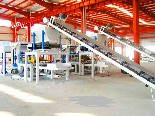 ABM-4SE automatic brick machine