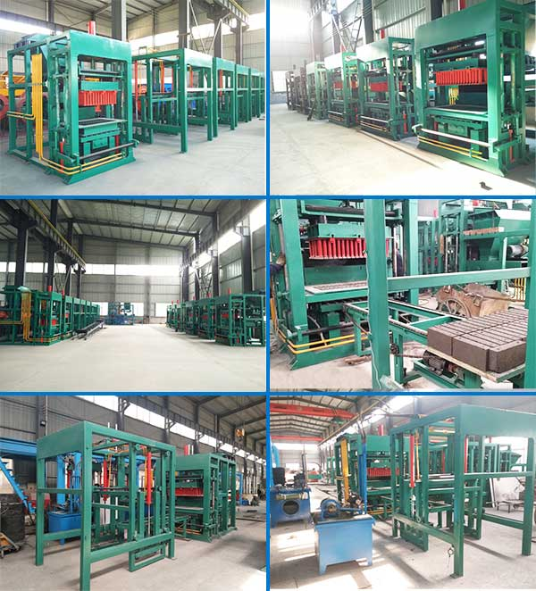 ABM-6S block making machine