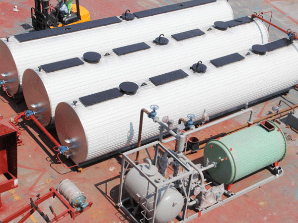 bitumen supplying system
