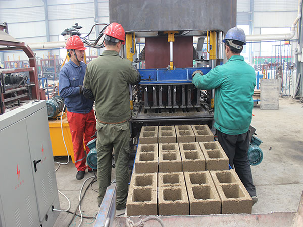 inspect brick machine