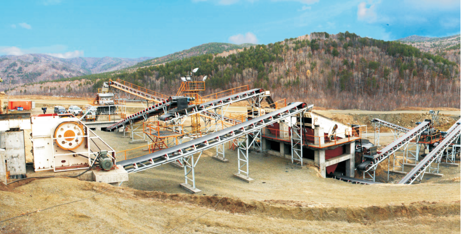 our aggregate crushing plant works in Philippines