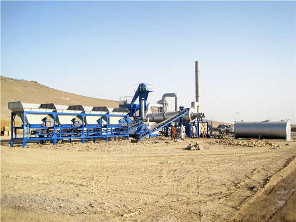 DHB40 mini asphalt plant for sale