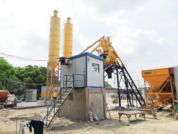 AJ-35 cement plant