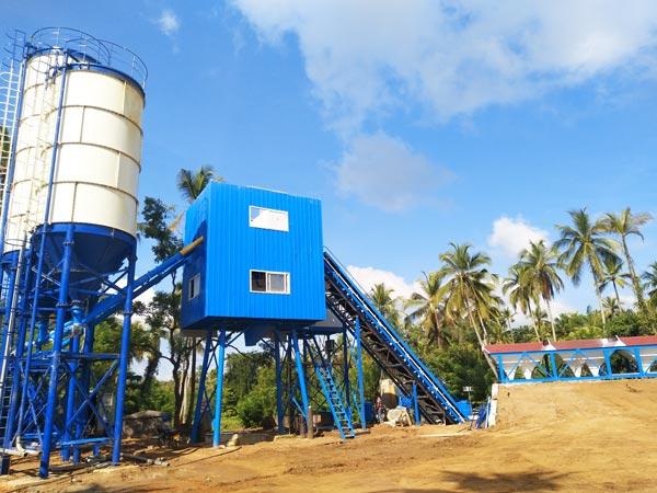 AJ-60 precast concrete plant