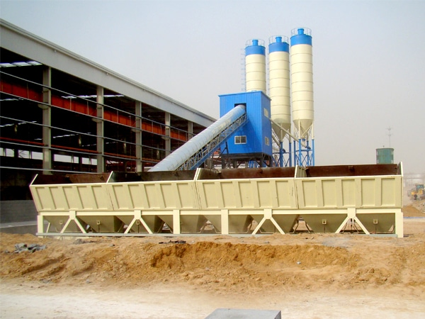 AJ-90 precast concrete plant for sale