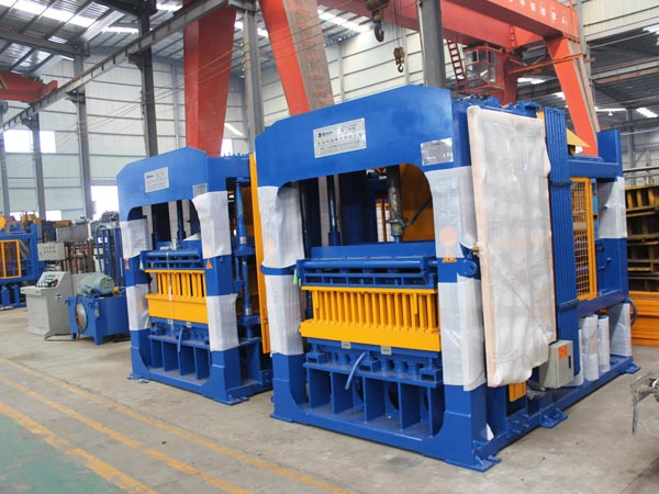 ABM-10S brick machine