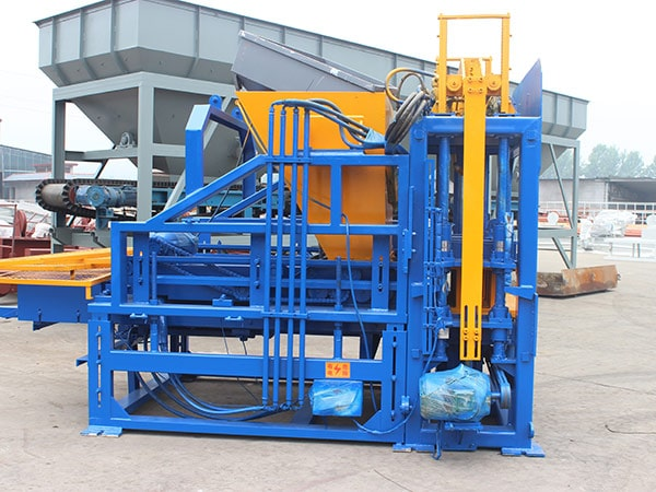 ABM-3S brick block machine
