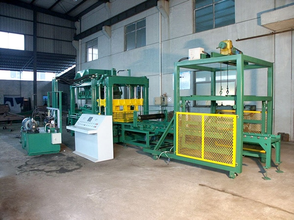 ABM-8S brick block machine
