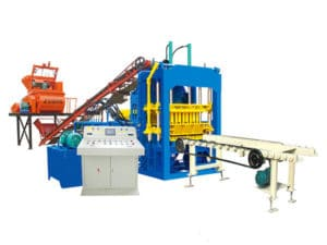 ABM-4SE small brick machine