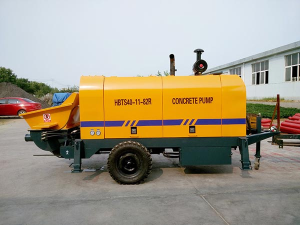 ABT40C concrete line pump for sale