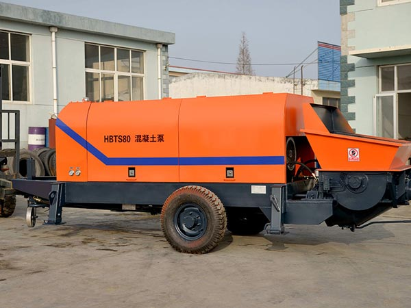 ABT80C concrete line pump for sale