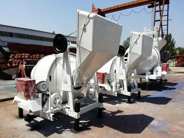 JZC350 portable cement mixer for sale
