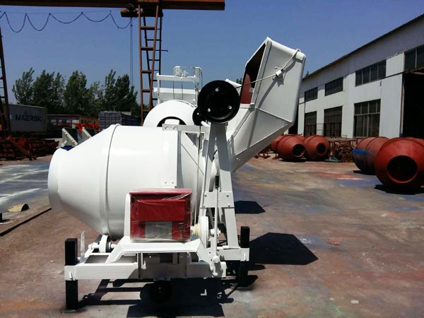 JZC350 portable concrete mixer philippines
