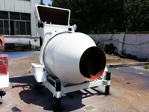 JZC350 portable concrete mixer