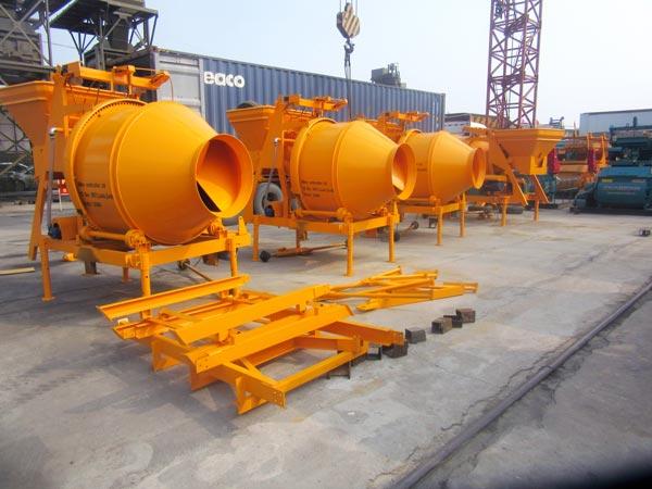 JZC500 cement mixer