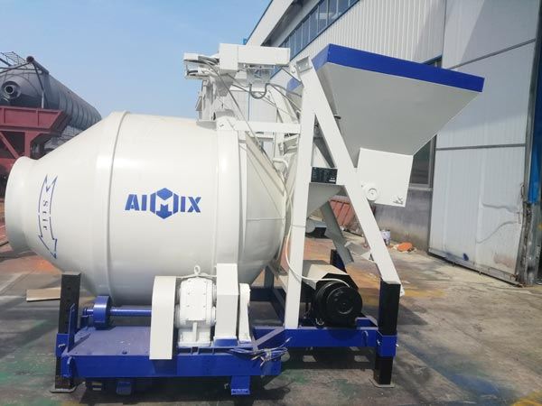 JZC500 small drum concrete mixer