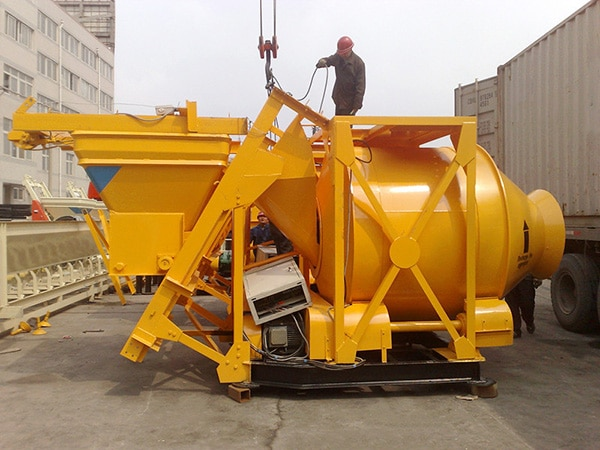 JZM350 small mixer for sale