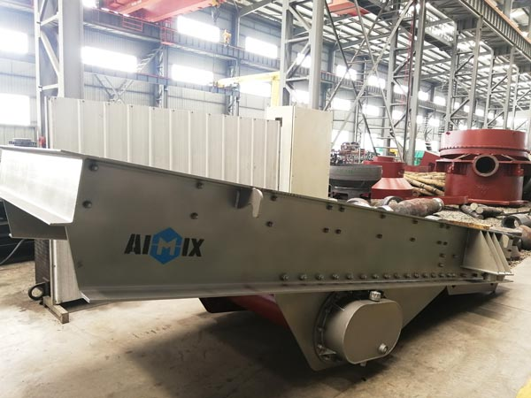aimix crusher equipment